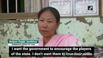 Poverty forces Manipur's International karate player to quit playing - Yahoo India News
