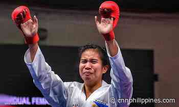PH karate team ends Olympic qualifiers campaign with no direct Tokyo entries - CNN Philippines