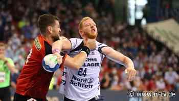 Meisterschaft weggeschmissen: Sensationelle Wende im Handball-Titelkampf