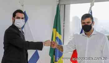 Cônsul-geral de Israel visita Mogi das Cruzes e abre portas para futuras parcerias - Leia o Gazeta