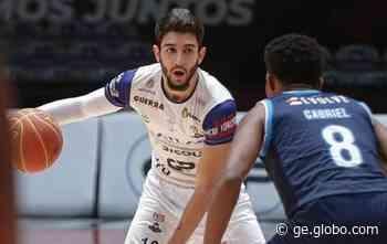 Mogi das Cruzes anuncia retorno de Lucas Lacerda para a temporada 2021/22 - globoesporte.com