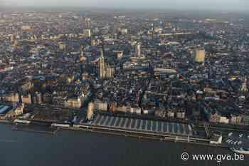 Opnieuw mysterieuze stank in Antwerpen: oorzaak nog niet gevonden - Gazet van Antwerpen