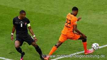 Niederlande - Österreich JETZT im Live-Ticker: Oranje-Juwel legt nach - Alaba und Co. unter Druck