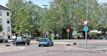 Kanalarbeiten in Saarlouis bringen Autofahrer auf die falsche Spur - Saarbrücker Zeitung
