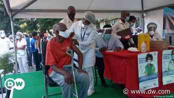 El coronavirus en África: 5 millones de contagios y solo 2% de vacunados - DW (Español)