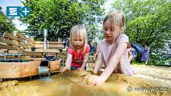Siegen: Mittelalter-Abenteuerspielplatz mit allen Schikanen - Westfalenpost
