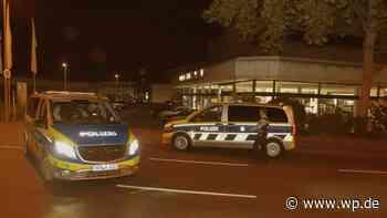 Siegen: Mann (24) attackiert Polizeigebäude in Weidenau - Westfalenpost