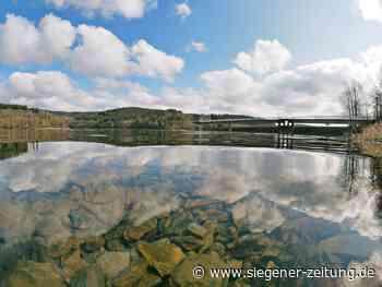 Zwei Wittgensteiner Standorte werden geprüft: Keine Wasserstandsmeldung zu dritter Talsperre - Siegener Zeitung