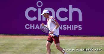 ATP Queen´s: Andy Murray, Denis Shapovalov und Matteo Berrettini siegen, Ofner ausgeschieden - tennisnet.com