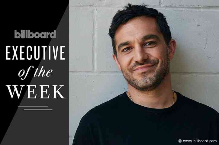 Executive of the Week: TaP Music Co-founder/Co-CEO Ben Mawson