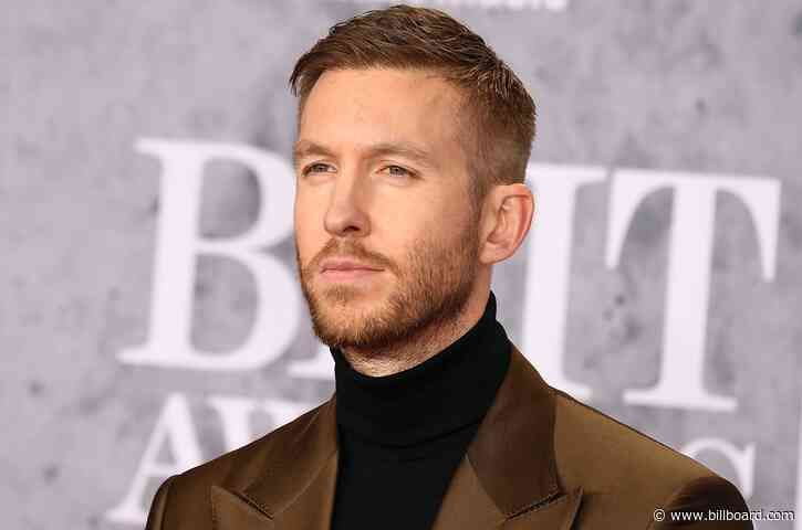 Calvin Harris & Tom Grennan's 'By Your Side' Debuts on Dance/Electronic Charts