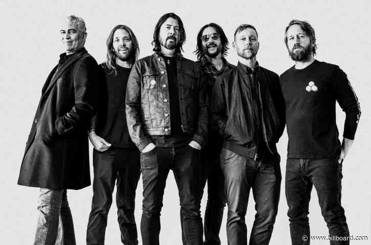 Foo Fighters Announce Bee Gees Tribute Album for Record Store Day 2021