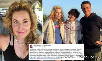 Dawson's Creek writer Heidi Ferrer commits suicide after COVID battle
