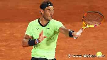 Rafael Nadal Celebrates Birthday With Richard Gasquet Win In Paris - ATP Tour