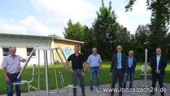 Burgkirchen: SV Gendorf Burgkirchen wird Partner der AOK - innsalzach24.de