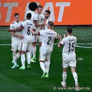 Live - Na de bewogen winst van de Rode Duivels tegen Denemarken: lees hier meer over het EK voetbal