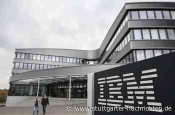 Ehningen - Erster IBM-Quantencomputer Europas steht im Südwesten - Stuttgarter Nachrichten
