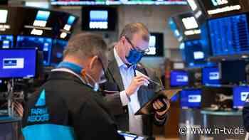 Tech-Werte schaffen Rekordhoch: Fed-Entscheid bremst Dow Jones aus