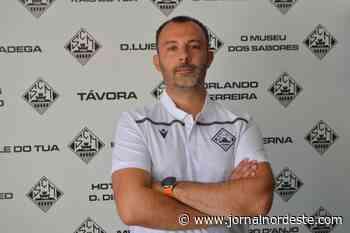 Rafael Pinheiro é treinador do S.C. Mirandela - Jornal Nordeste