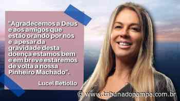 Candidata a vice-prefeita em Pinheiro Machado se recupera de Covid-19 - Jornal Tribuna do Pampa