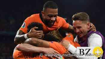 Niederlande rauscht ins Achtelfinale: 2:0 gegen Österreich
