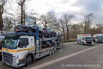 Mazout uit vrachtwagen gestolen (Grobbendonk) - Het Nieuwsblad