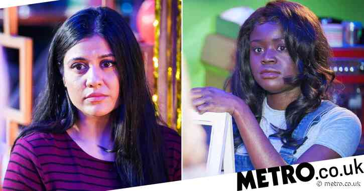 EastEnders spoilers: Iqra Ahmed makes a huge confession to Mila Marwar over FGM arrest
