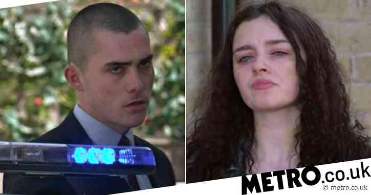 Coronation Street spoilers: Killer Corey Brent arrested after trying to viciously attack Nina Lucas