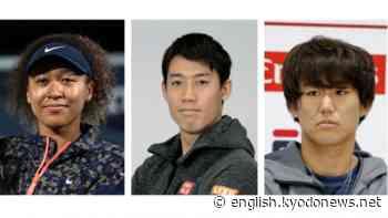 Naomi Osaka, Kei Nishikori qualify for Tokyo Olympic tennis, Nadal out - Kyodo News Plus