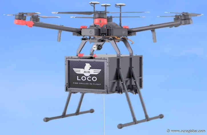 El Pollo Loco is set to test drone delivery in Orange County