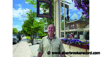 Behind the doors of Le Emporium - Sherbrooke Record