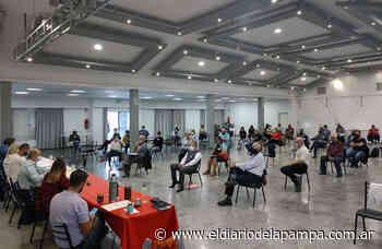 La Convención de la UCR tiene validez - El Diario de La Pampa