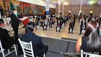 Durango, la mejor opción en la reactivación del turismo de convención: José Rosas Aispuro - La Razon