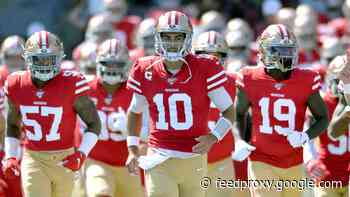 Simms says 49ers are the 'best team in the NFC West,' deserve to be betting favorites