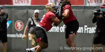 49ers believe Aaron Banks has qualities to thrive in system