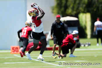 Inside the 49ers: Early 53-man roster projection — which receivers surprisingly make the cut?