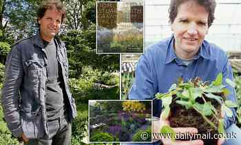 Britain's go-to gardener for royals and the REALLY rich