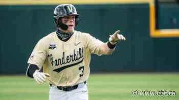 Canadian outfielder Cooper Davis to begin 2nd College World Series campaign with Vanderbilt
