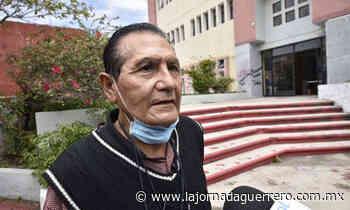 Protestan discapacitados en Chilpancingo para exigir el pago de programas sociales - La Jornada Guerrero