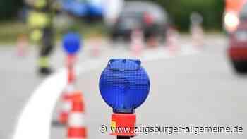 Beim Überholen eines Traktors in Jettingen Auto übersehen - Augsburger Allgemeine