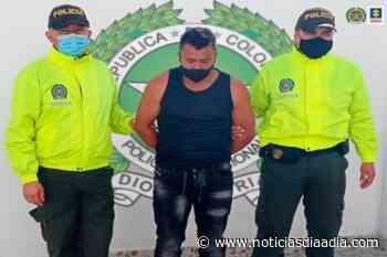Encarcelado por presunto asesinato en Chipaque, Cundinamarca - Noticias Día a Día
