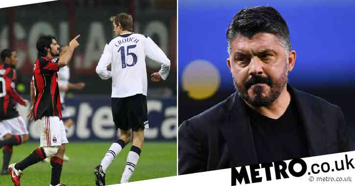Furious Tottenham fans launch 'No To Gennaro Gattuso' campaign as controversial comments resurface