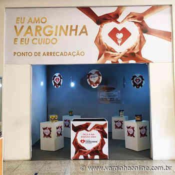 Campanha do Shopping para arrecadação de doações à entidades assistenciais de Varginha termina dia 30 - Varginha Online