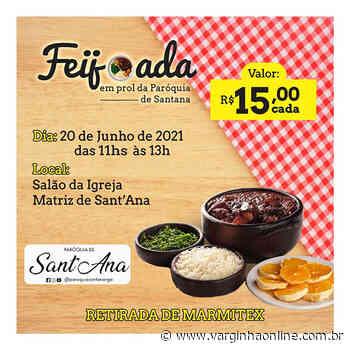 Paróquia de SantAna promove venda de feijoada no próximo domingo em Varginha - Varginha Online