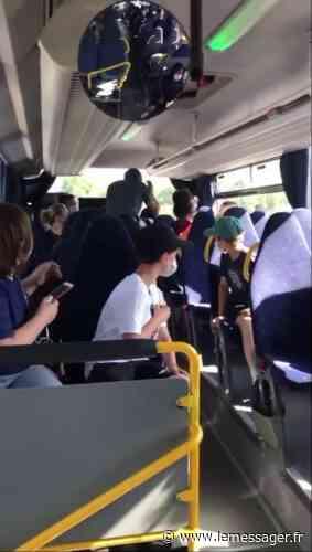 Douvaine : un élève du collège du Bas-Chablais frappé par un chauffeur de bus - Le Messager