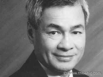 Chuck Li, who began in lacrosse in Cornwall, is a national inductee - The Kingston Whig-Standard