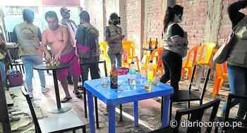 Sullana: Bar clandestino operaba bajo la fachada de una tienda de abarrotes - Diario Correo