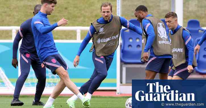 England's Harry Kane says he's a better player than when he last faced Scotland