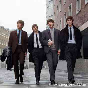 The Beatles: Get Back original documentary series directed by Peter Jackson