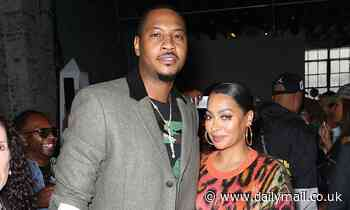 La La Anthony divorces NBA star husbandCarmelo Anthony after 11 years of marriage